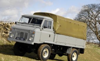 Land Rover Forward Control Series II et 101 : les drôles d'engins de Solihull
