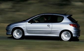 Peugeot 206 RC / GTI 180 : le discret futur collector