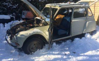 Road Trip en Citroën Dyane : impossible n'est pas normand !