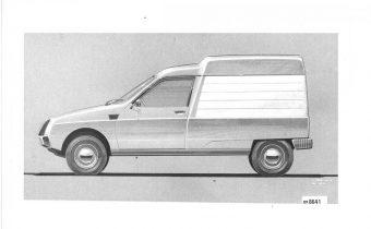 Citroën C15 : le mystère de sa longue genèse