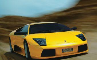 Lamborghini Murcielago : le point d'orgue d'une lignée