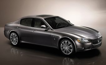 Maserati Quattroporte V : le renouveau du trident