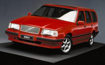 Volvo 850 : la traction du renouveau