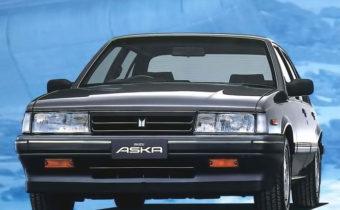 Isuzu Aska : la vision japonaise de la J-Car de GM