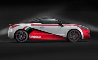 Peugeot RCZ-R Bimota : la plus puissante des RCZ