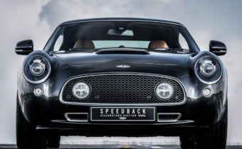 David Brown Speedback GT Silverstone Edition : singularité britannique