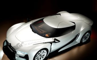 Citroën GT : la supercar virtuelle aura tutoyé la série