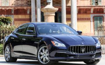 Maserati Quattroporte GTS GranLusso : les watts et la ouate