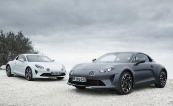 Alpine A110 Pure et Légende : deux berlinettes, deux ambiances