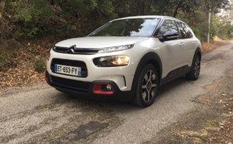 Citroën C4 Cactus 2018 : les chevrons revoient leur copie