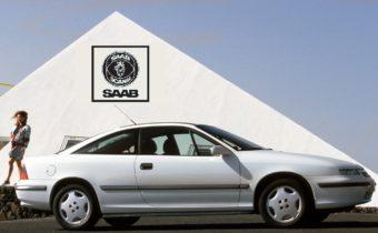 Saab Calibra : un coupé Opel siglé du Griffon pour les USA ?