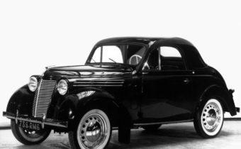 Renault Juvaquatre Coupé : luxe, élégance et rareté
