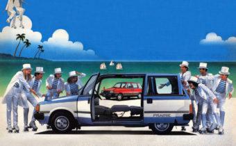 Nissan Prairie (M10) : un temps d'avance