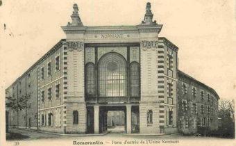 Romorantin : de la fabrique Normant à la Matra 530, histoire d'une usine solognote (1ère partie)