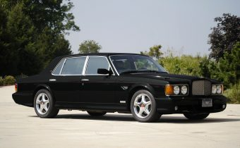 Bentley Turbo RT Mulliner : comme un Lord en survêtement
