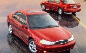 Ford SVT Contour : version musclée de la Mondeo américaine