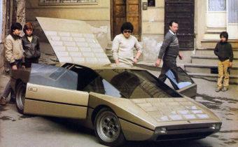 """Lamborghini Bravo : la """"petite soeur"""" de la Countach"""