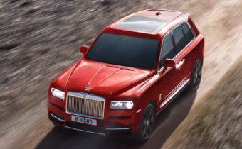 Rolls Royce Cullinan : ça aurait pu être pire