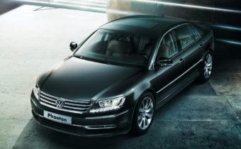 Volkswagen Phaeton : l'orgueilleuse limousine de Ferdinand Piëch