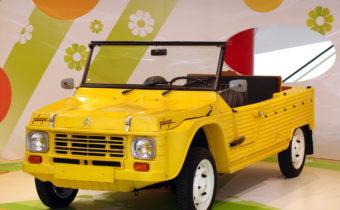 Citroën Méhari Plage : série spéciale pour la péninsule ibérique