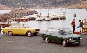 Volvo Série 140 (142, 144, 145) : parpaing d'origine !