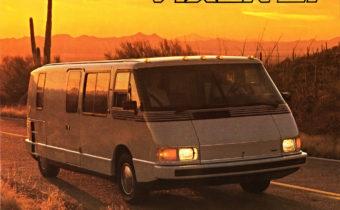 Vixen 21 : le camping car du futur