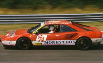 Ferrari Mondial Moneytron : le rêve en rouge du gourou de la finance