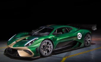 Brabham BT62 : objectif 24 heures du Mans