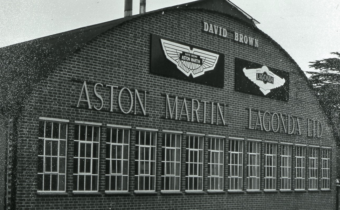 Newport Pagnell : le coeur historique d'Aston Martin
