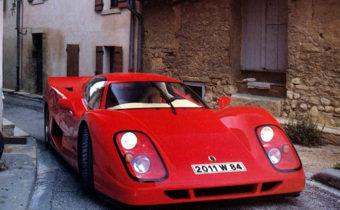 Jimenez Novia : la première supercar à moteur W16