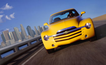 Chevrolet SSR : pick-up sportif néo-rétro