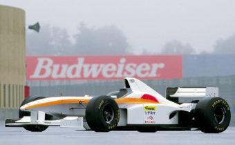 Dome F105 : hara kiri en Formule 1