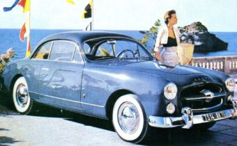 Ford Comète et Monte Carlo : coupés météoriques fabriqués chez Facel