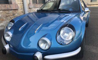 Smarlinette : fruit des amours d'une A110 Berlinette et d'une Smart Roadster
