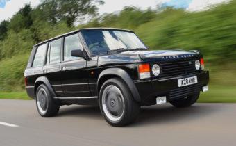 Jensen Range Rover Chieftain : une certaine idée du luxe