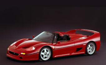 Ferrari F50 : démonstrateur technologique en série limitée