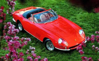 Ferrari 275 GTB/4S Spider (Spyder) NART : la star des ventes aux enchères !