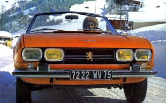 Peugeot 504 Cabriolet : la classe éternelle