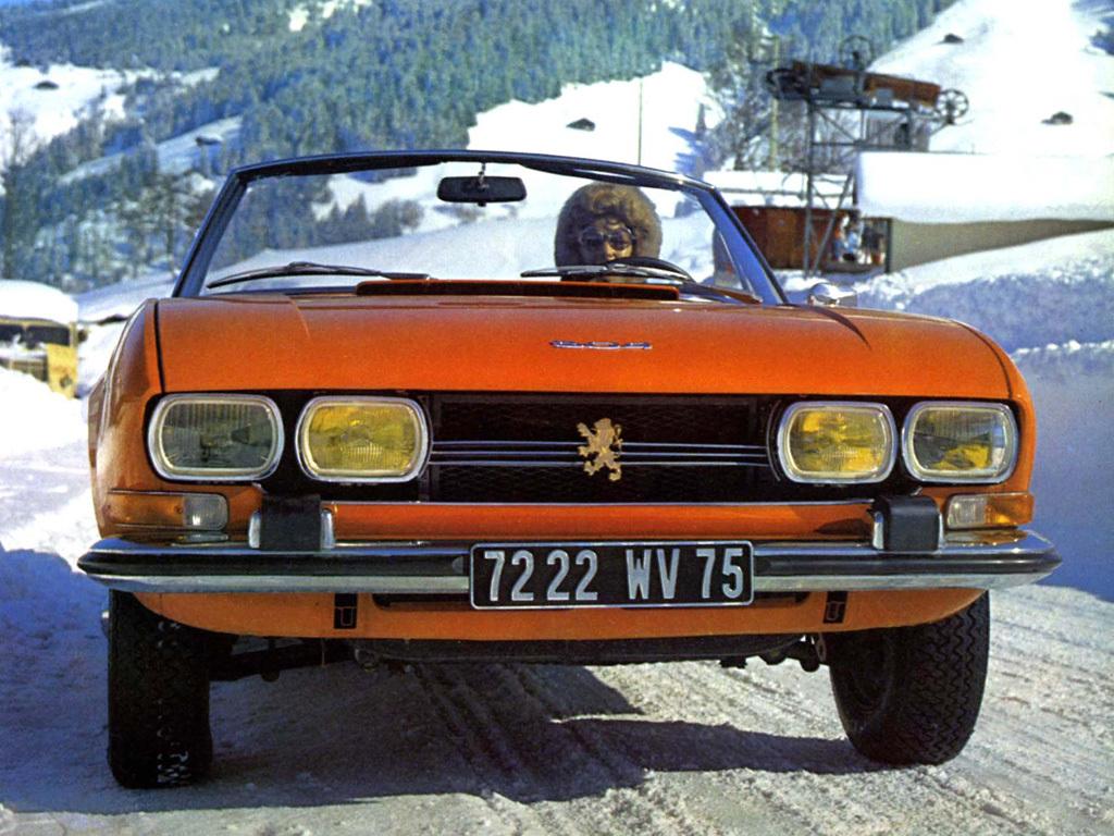 The Peugeot 504 Cabriolet Eternal Distinction