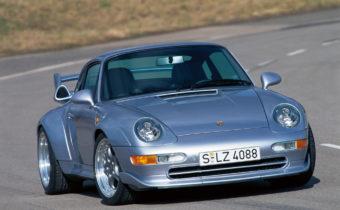 """Porsche 911 """"993"""" GT (GT2) : l'arme fatale"""