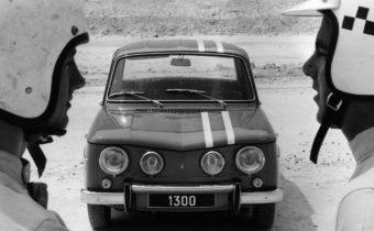 Renault 8 Gordini : école de conduite, concentré de nostalgie
