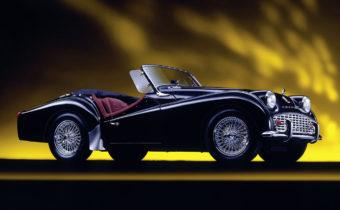 Triumph TR3A : destination USA
