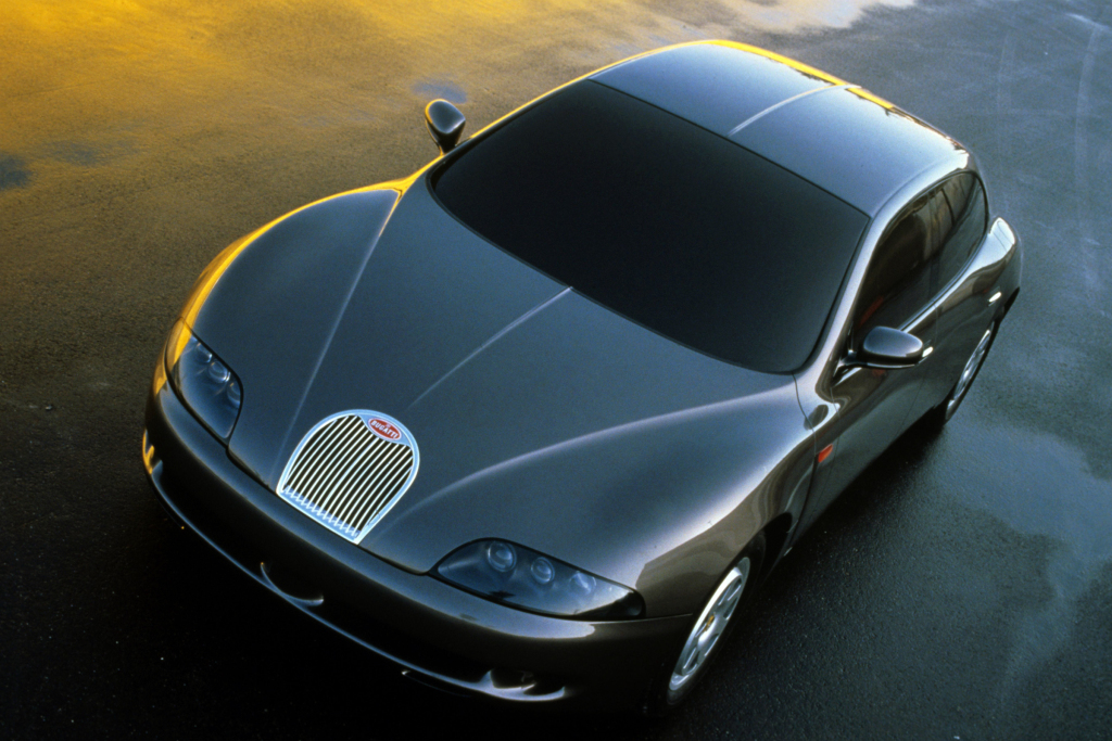 Bugatti EB112 : l'ultime coup d'éclat de Romano Artioli