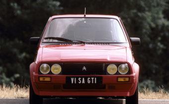 Citroën Visa II GTI : sportive low-cost, pépite oubliée