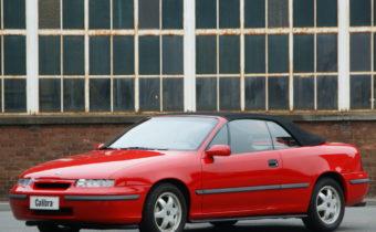 Opel Calibra Convertible Concept : la tentation du cabriolet