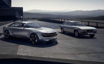 Peugeot e-Legend : retour vers le futur