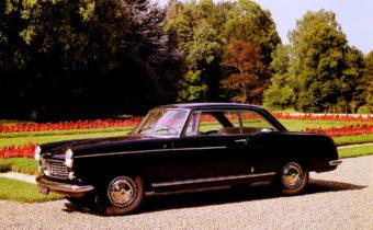 Peugeot 404 Coupé : l'oubliée de Turin