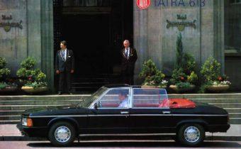 Tatra 613-K : une puissante odeur de Guerre Froide