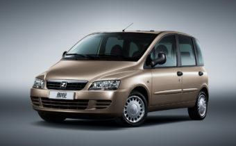 Zotye Multiplan / M300 : la soeur chinoise de la Fiat Multipla
