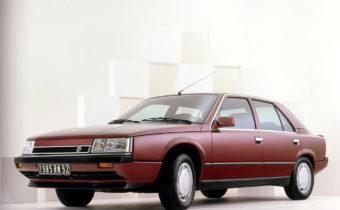Renault 25 : la puissance nostalgique des années 80 !